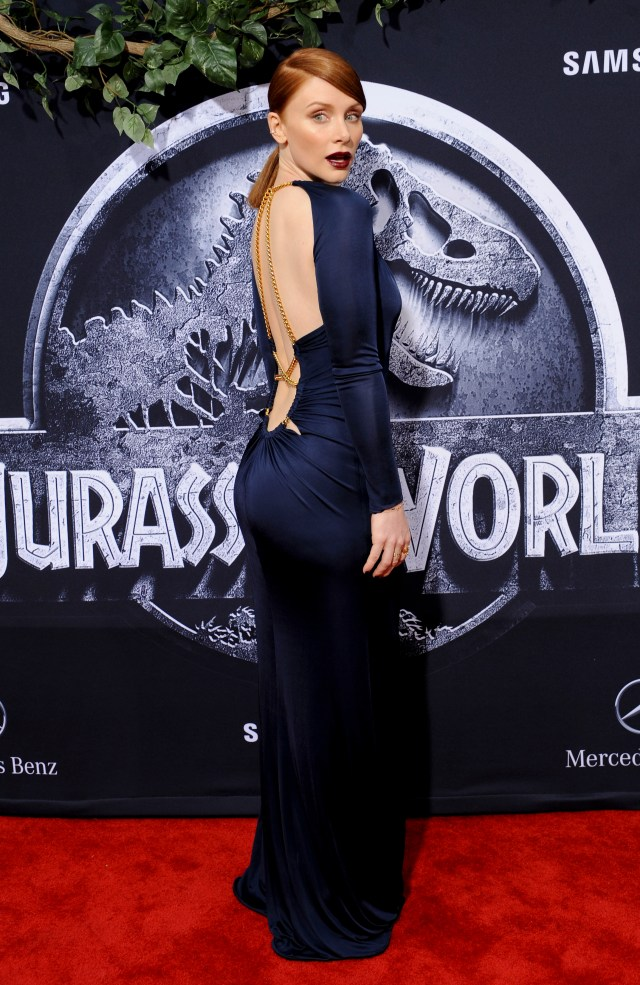 Bryce Dallas Howard Ass