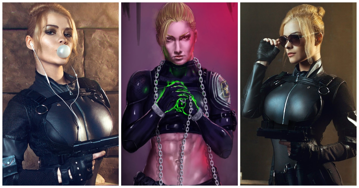 Cassie Cage Wallpapers - Top Free Cassie Cage Backgrounds