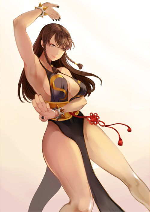 Chun Li Hot Dress