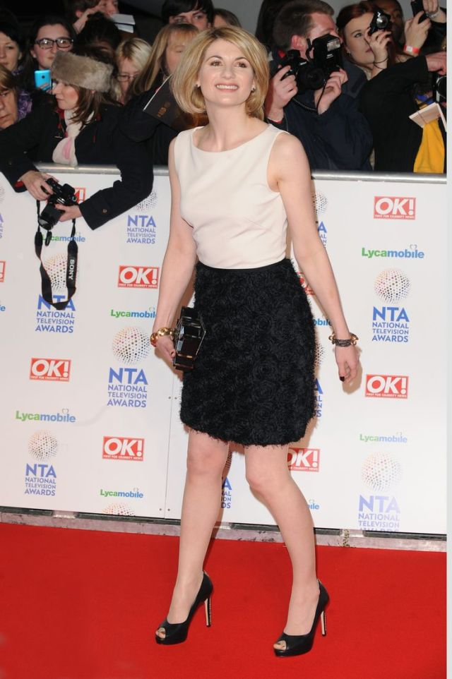 Jodie Whittaker Hot Pictures