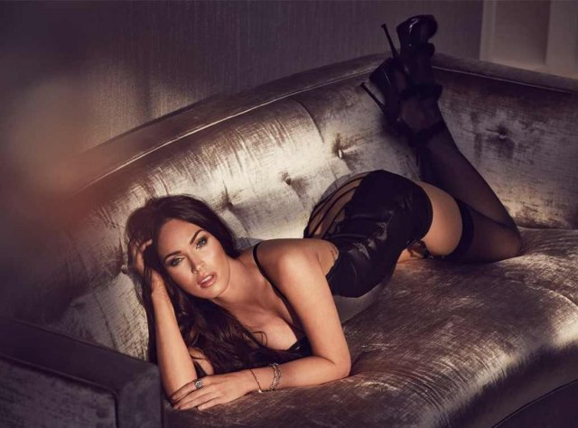 Megan Fox Lingerie Hot