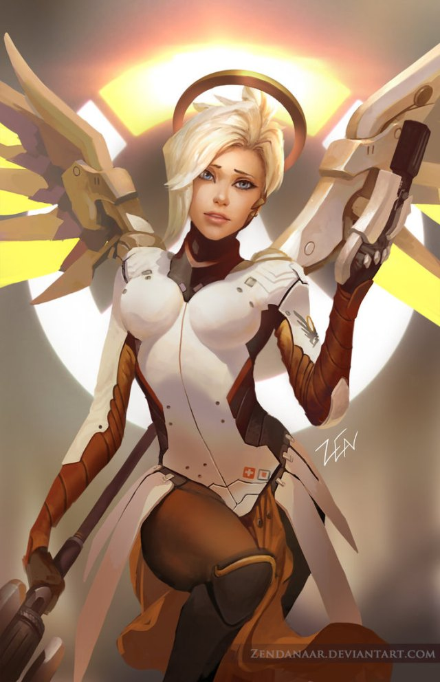 Mercy Good Looking