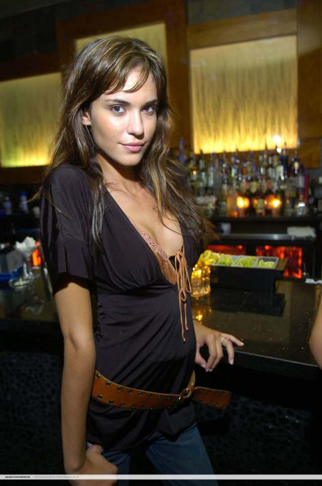 Odette Annable Bar