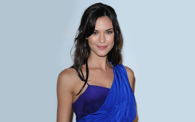 Odette Annable Cute Smile