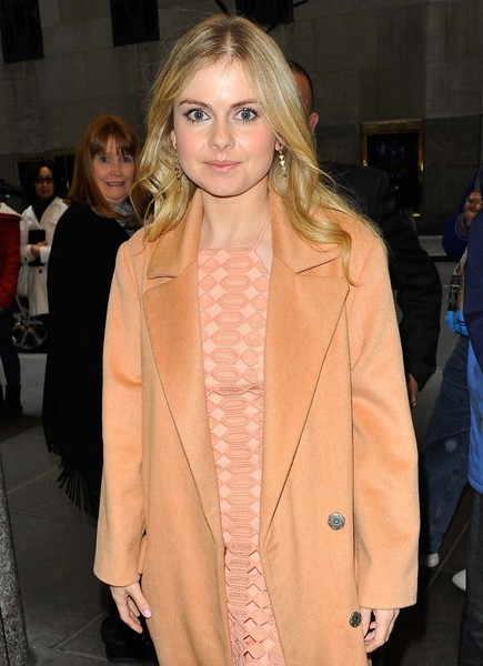 Rose McIver Party