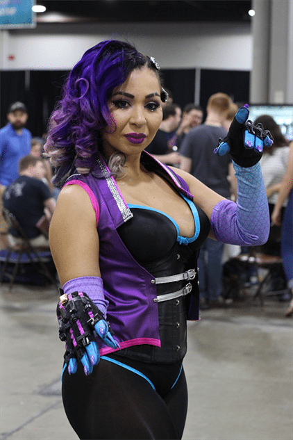 35 Hot Pictures Of Sombra From Overwatch