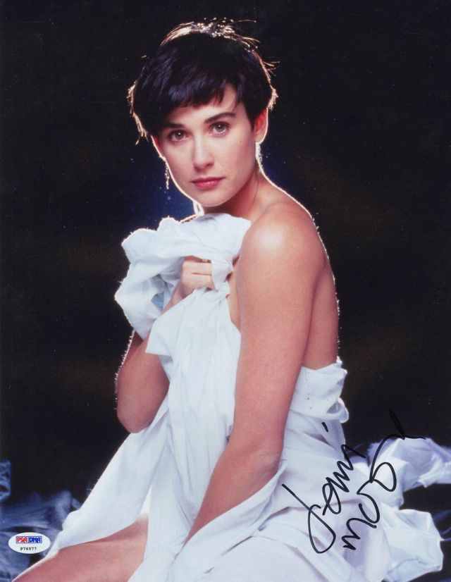 Young Demi Moore Sexy Picture
