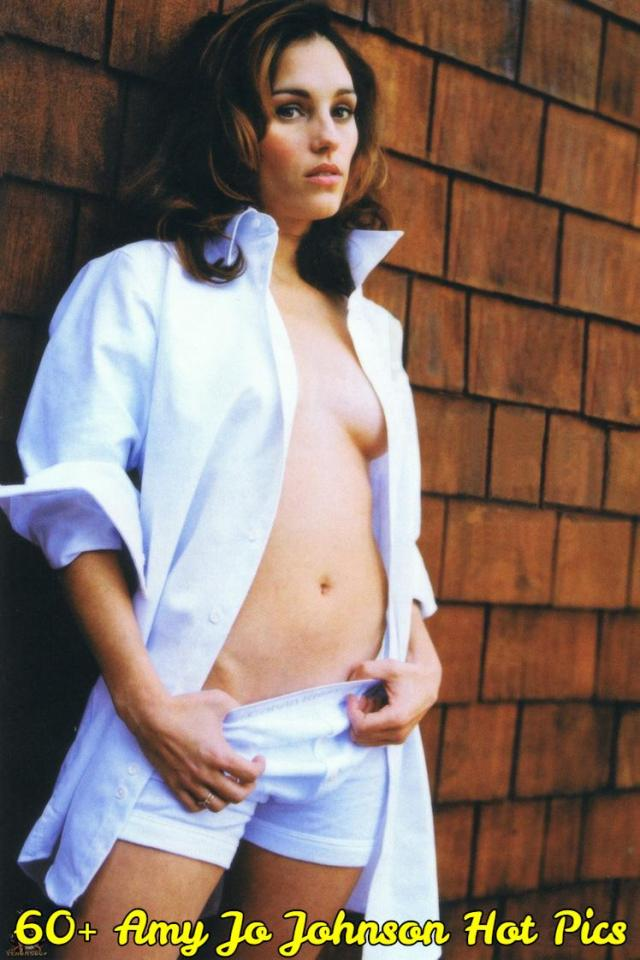 amy jo johnson hot pics