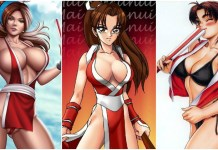 32 Hot Pictures Of Mai Shiranui From Fatal Fury And The King Of Fighters Series