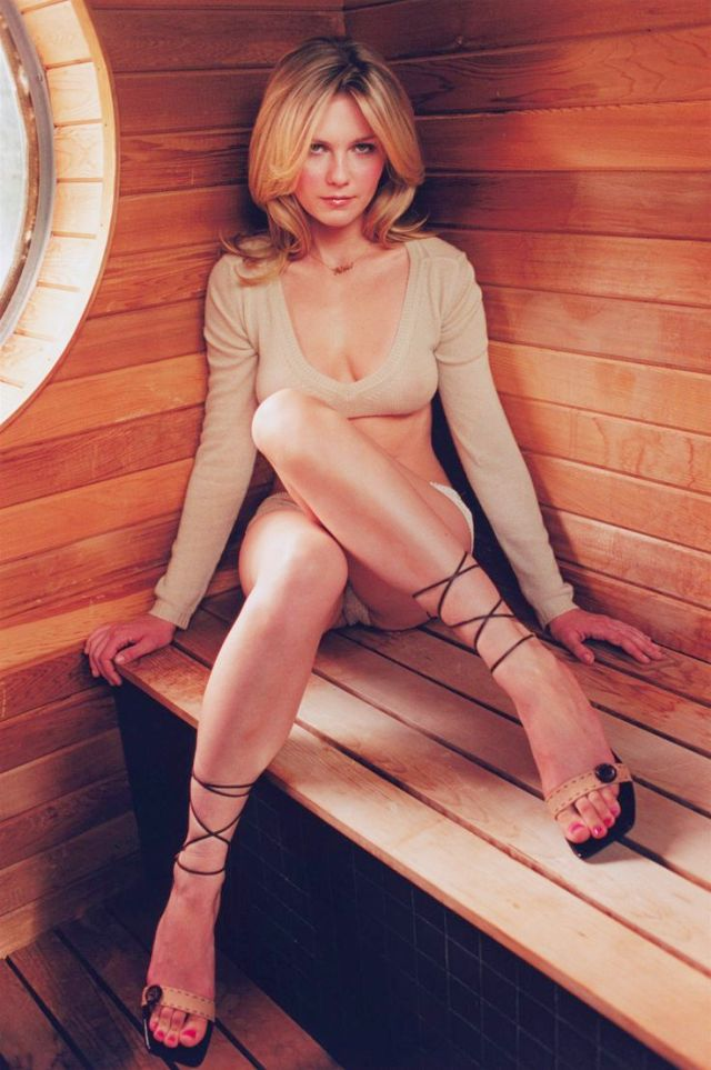 kirsten dunst hottie feet