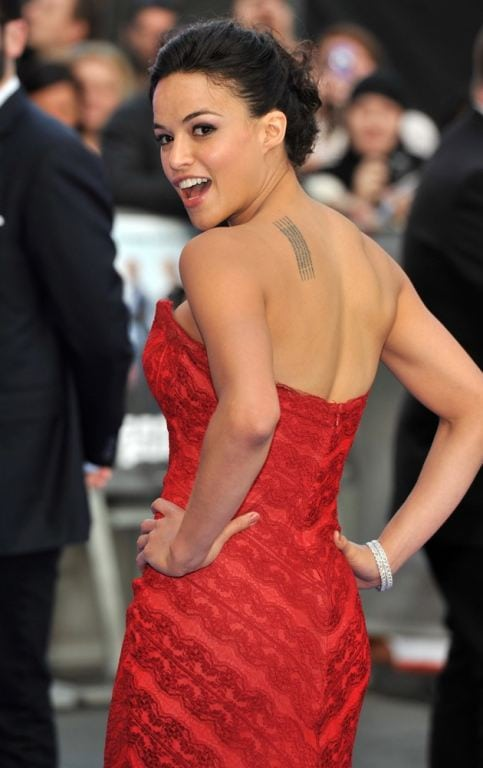 michelle rodriguez booty