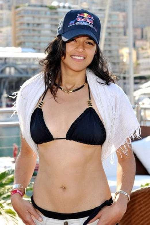 michelle rodriguez mind-blowing