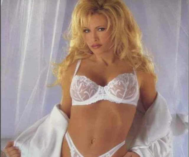 Sable in White
