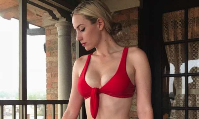 Paige Spiranac Hot in Bikini