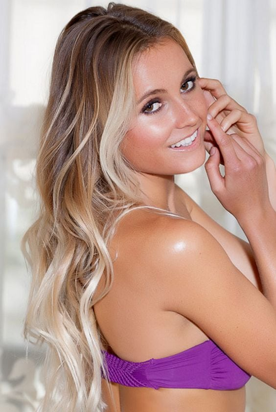 Alana Blanchard on Photoshoot