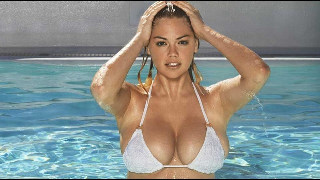 Kate Upton Hot in Swimming