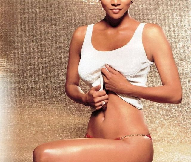 Hottest Pictures Of Halle Berry Big Butt Will Make You Go Crazy