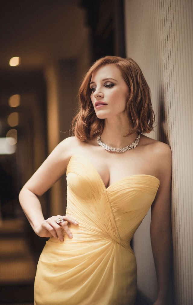 Jessica Chastain Hot Actress
