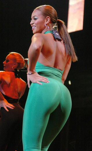 beyonce sexy booty