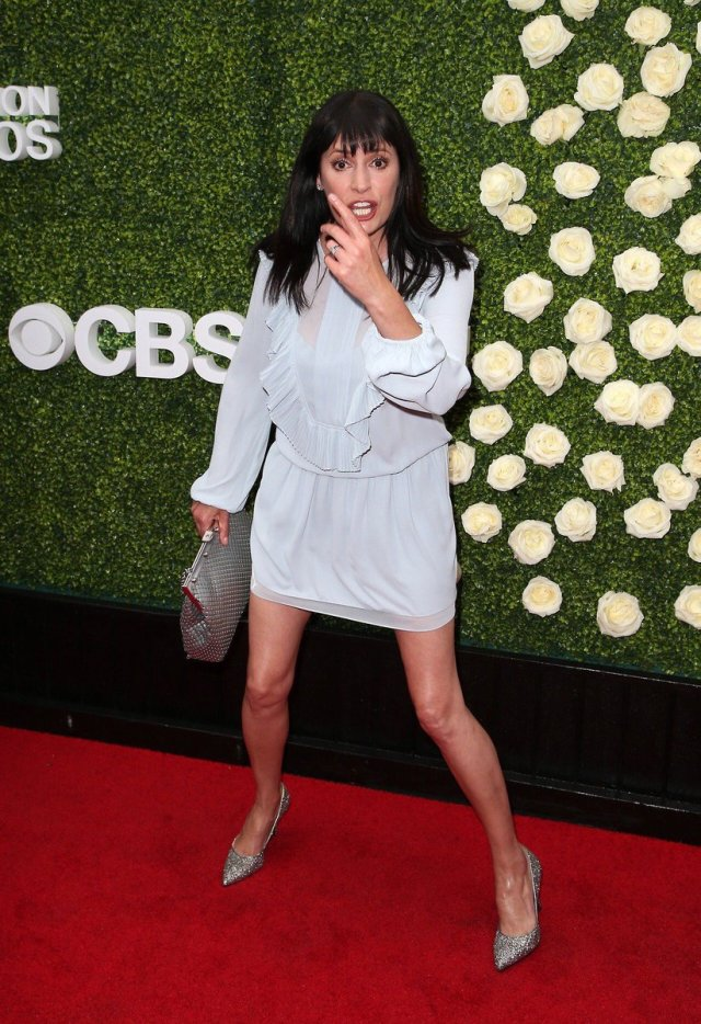paget brewster hot legs