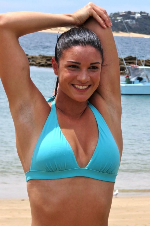 Michelle Jenneke Hot Pictures