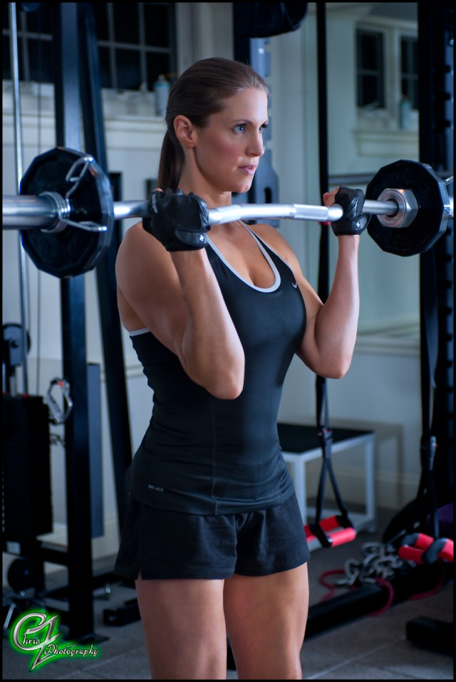 Stephanie Mcmahon Hot Workout