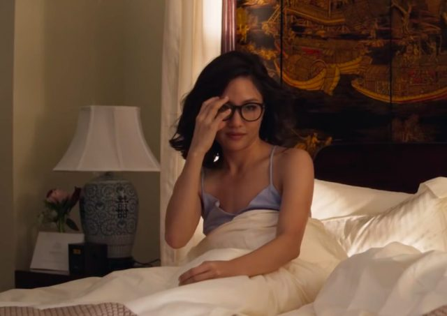 constance wu in bed