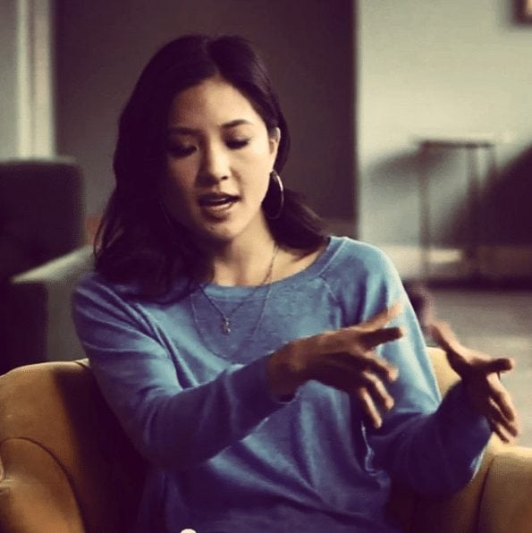 constance wu say something