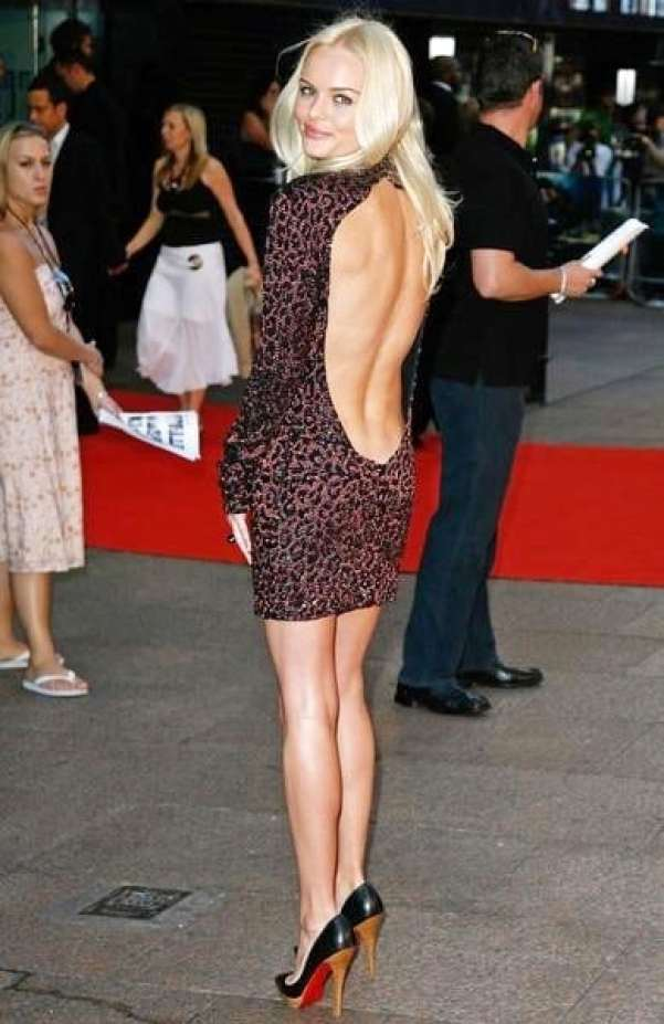 kate bosworth sexy back