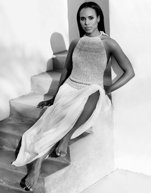 Kerry Washington Hot Photoshoot