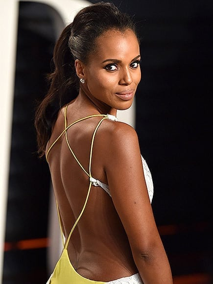Kerry Washington Sexy Back