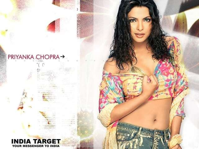 Priyanka Chopra Hot Photoshoot