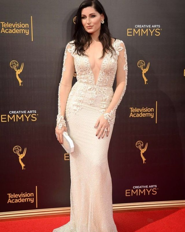 Trace Lysette on Red Carpet