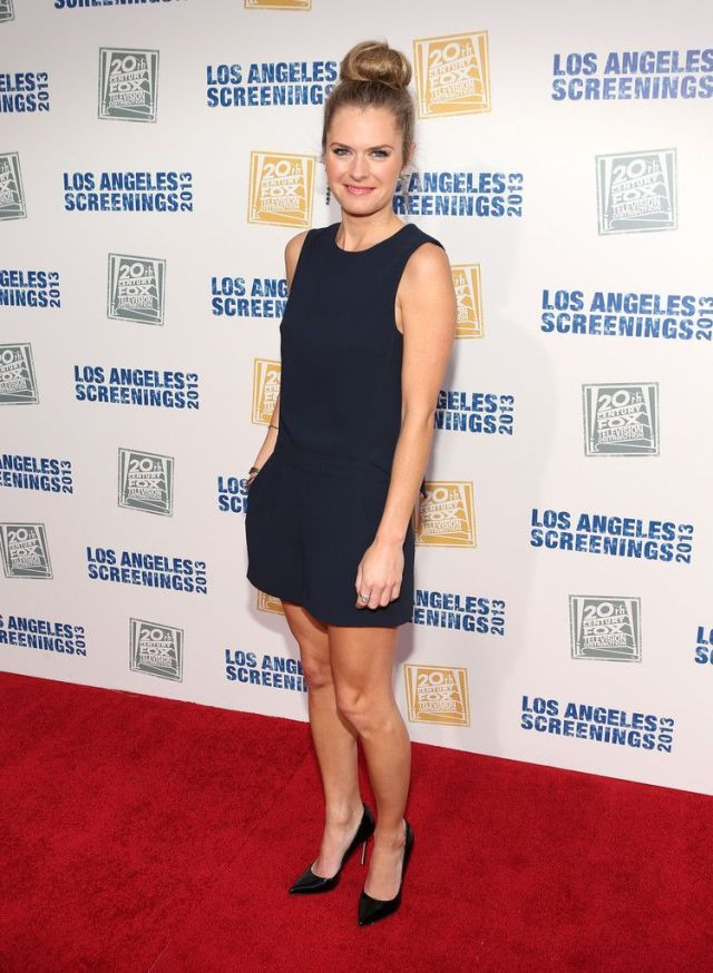 Maggie Lawson on Red Carpet