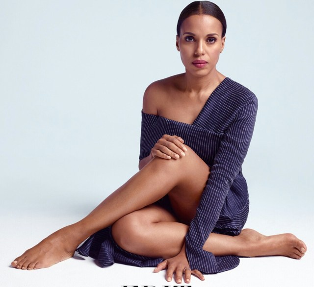 Kerry Washington Sexy Legs
