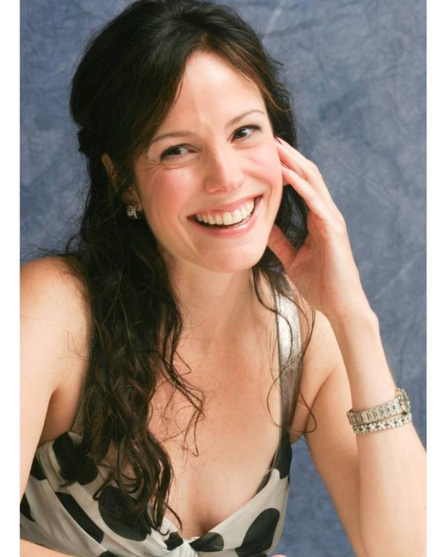 Mary-Louise Parker on Mobile