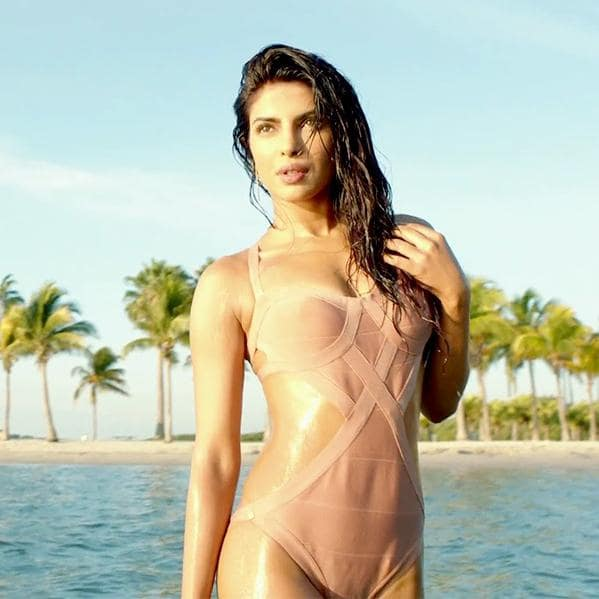 Priyanka Chopra on Bikini