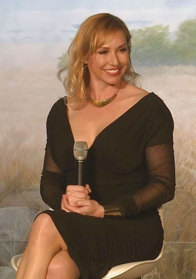 Kari Byron Hot in Black