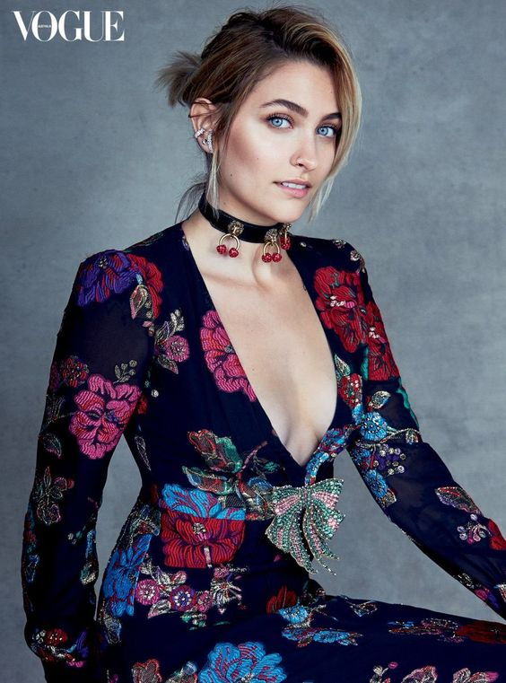Paris Jackson Sexy Photoshoot