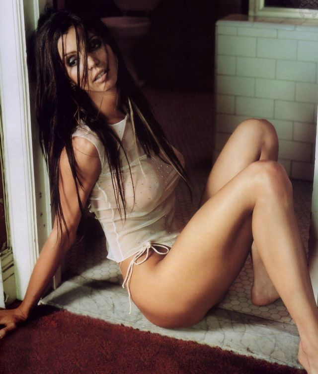 charisma carpenter hot legs