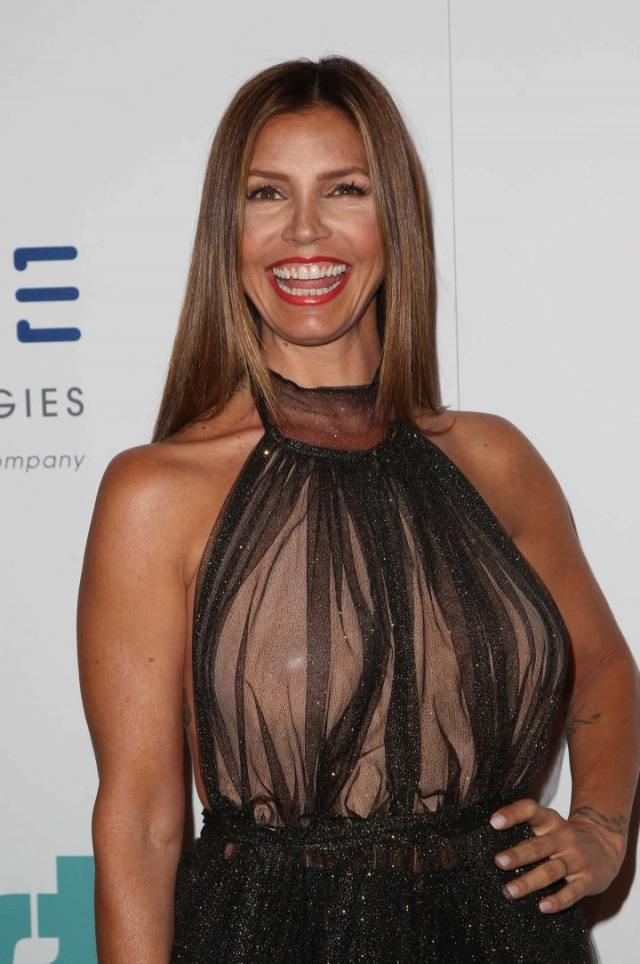 charisma carpenter laugh