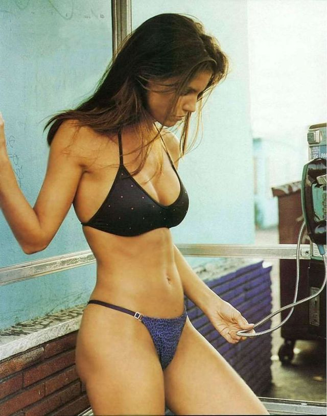 charisma carpenter too hot
