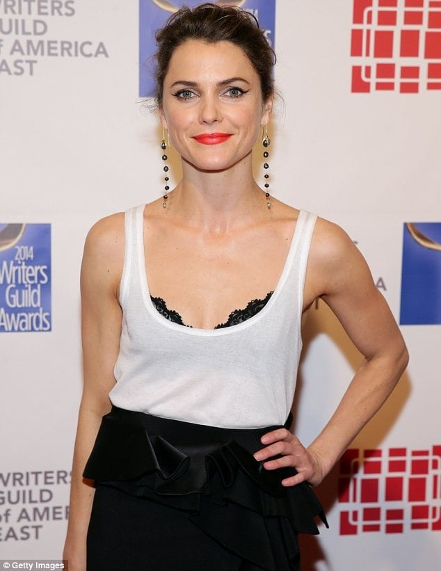 keri russell beautiful