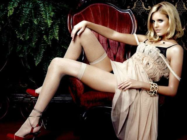 maggie grace sexy look