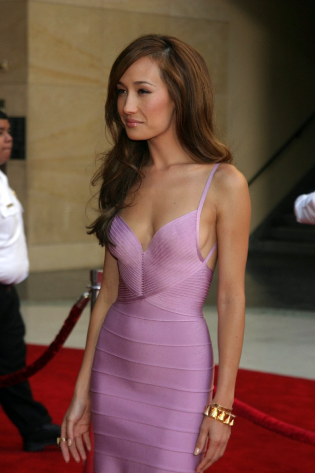 maggie q beautiful