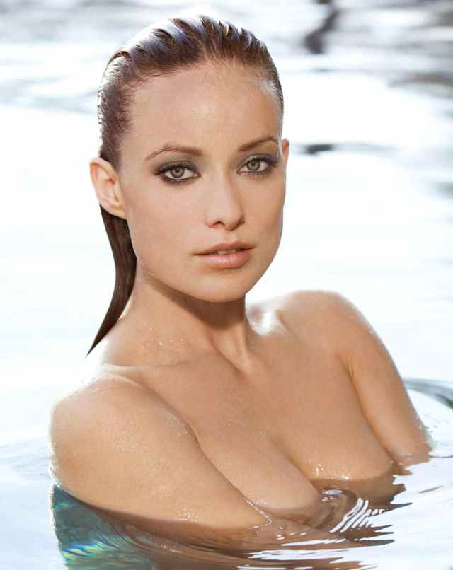 olivia wilde under the water