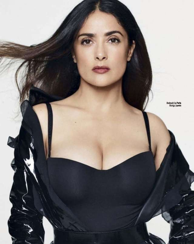 49 Hottest Salma Hayek Bikini Pictures Are Too Hot To Handle Best Of Comic Books