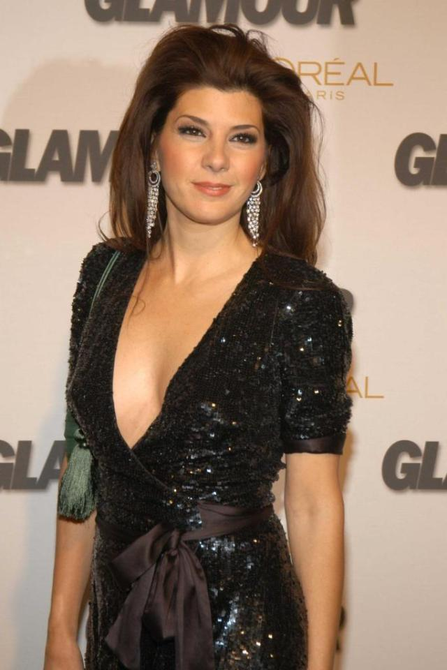 Marisa Tomei on Party