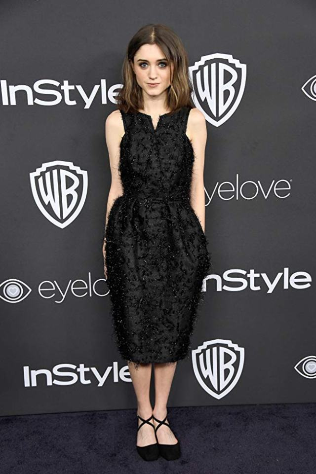 Natalia Dyer on Awards