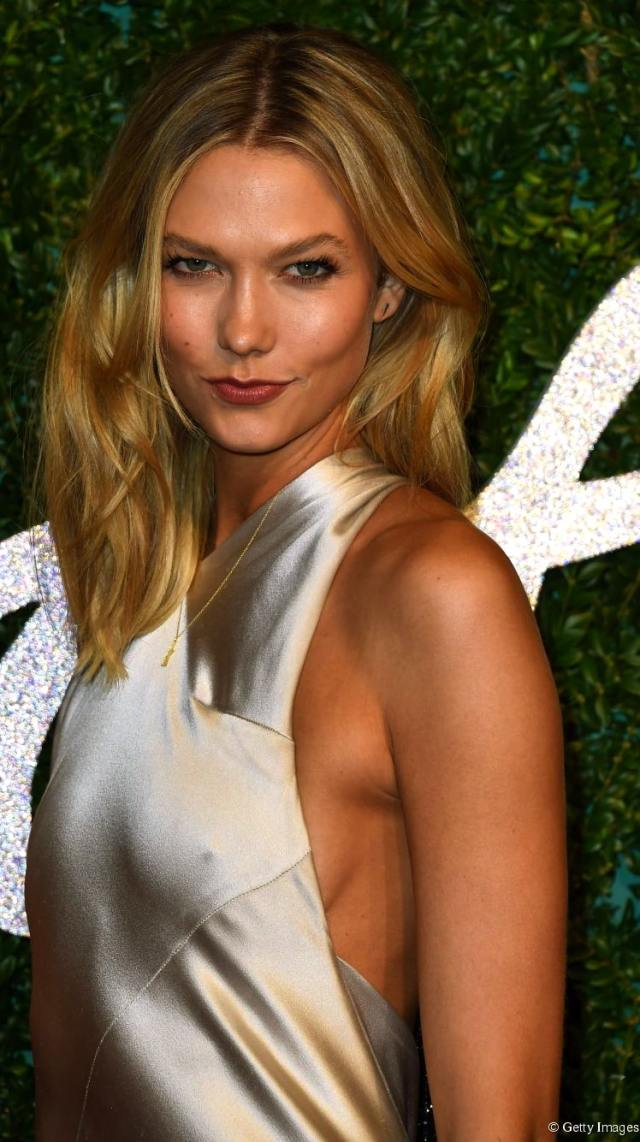 Karlie Kloss on Party